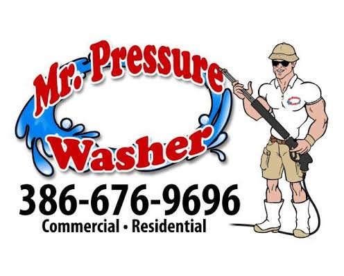 Mr Pressure Washer Contact Form